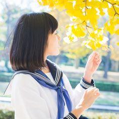 いいね!21件、コメント1件 ― 架空荘さん(@natsuko_kakuusou)のInstagramアカウント: 「#portrait #photograph #photoshoot #japanese #japaneseview #schooluniform #girl #autumn #架空荘…」 Japanese School, Japanese Girl, Cute School Uniforms, Japan Street, Schoolgirl Style, Pokemon Cosplay, Best Portraits, Beautiful Figure, Girls Gallery