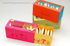 The Paper Art Studio: Sweet, Sugary and Sweet, oops I already said that.
