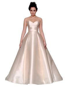 Brands | Wedding Gowns | Sweetheart Mikado Ball Gown | Hudson's Bay