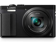 Panasonic Lumix ZS50 Camera, Black (Amazon Exclusive)