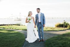 Sarah and Bobby's pictures by the sea are STUNNING! Newport Beach House never disappoints!
