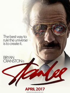 Bryan Cranston As Stan Lee
