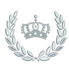 provençal com coroa