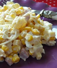 Polish Recipes, Polish Food, Potato Salad, Macaroni And Cheese, Salads, Vegetables, Ethnic Recipes, Impreza, Blog