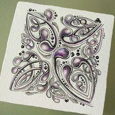 Image result for zentangle mooka