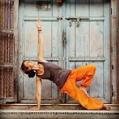 vasisthasana, variante (source : pinterest)