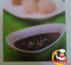 Resep Saus Jahe Wijen ( Dumpling Sauce ), Aneka Makanan China, Club Masak