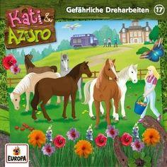 """Tim rezensiert diesmal das 17. Hörspielabenteuer von """"Kathi und Azuro"""" """"Gefährliche Dreharbeiten"""".  http://talker-lounge.de/tim-rezensiert-kathi-und-azuro-17-gefaehrliche-dreharbeiten/  #talkerlounge #hörspiel #hoerspiel #podcast #rezension #europahörspiele"""