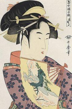 ARTMEMO - Utamaro - Dojoji