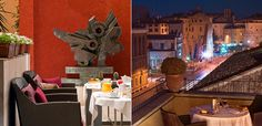 I've been almost all over Italy except for Roma! Maybe my reason to go to Hotel Fortyseven Via Luigi Petroselli 47?