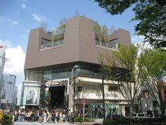 Tokyu Plaza Omote-Sando Harajuku Grand Open!