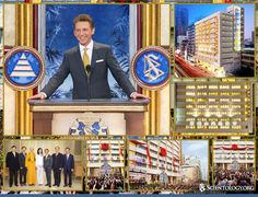 """""""It is truly my honor to join you on a day when so many dreams come to fruition: your enduring dream for what now looms before us; the abiding dream of all Scientologists to bring the legacy of LRH to the Chinese-speaking world; and fulfilling L. Ron Hubbard's dream of returning to Asia in spirit and giving back the wisdom he glimpsed through a long tunnel of time."""""""