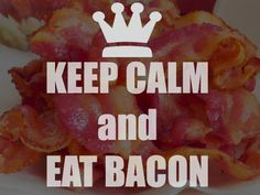 short, funny, quotes, and sayings, food, bacon