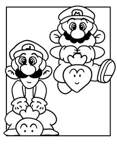 55 Best Video Game Coloring Pages Images In 2019