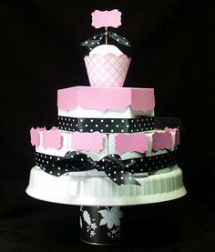 Cake Box Favors SVG - SVG Cutting Templates - Mygrafico.com