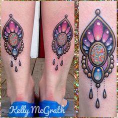 opal tattoo - Google Search