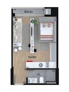 planta baixa de studios - Pesquisa Google