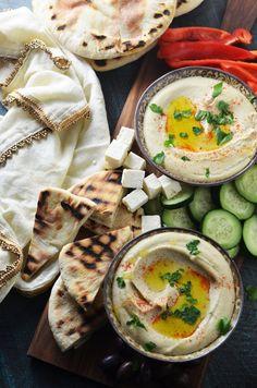 Hummus Tehina Recipe