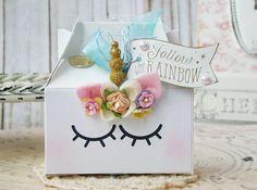 Unicorn Box - Handmade Box -Gift Box -Unicorn Boxes - Unicorn Party Gift - Gift Unicorn - Party - Unicorn Party - Unicorn Gifts - Unicorns