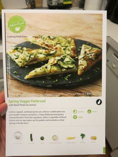 Our first HelloFresh box: a review.