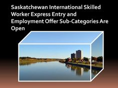 Through this program, prospective immigrants with the skills and experience targeted by the province may receive a Saskatchewan Provincial Nomination Certificate, which will allow that foreign national to apply for Canadian permanent residence. Over recent years, Saskatchewan has become a more popular destination for newcomers to Canada, thanks to a growing economy and high standard of living.