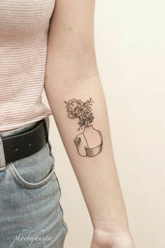 50 Mejores Imagenes De Tatuaje Antebrazo Mujer En 2019 Tattoo