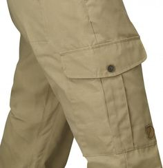 Övik Trousers Curved W