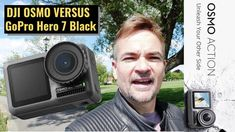 Finally managed versus video between the New DJI OSMO Action today, a comparison comparing to the GoPro Hero 7 Black at Christchurch Quay in Dorset UK. Dji Osmo, Gopro Hero, Action, Black, Group Action, Black People