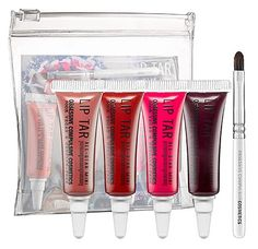 Obsessive Compulsive Cosmetics Lip Tar Now Available in Minis! #vegan #cruelty-free