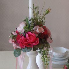 25 € Hochzeitsblumen Tischdeko Tischblumen Hochzeit Brauttisch künstlich