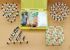 1 conjunto tubo de ZX 1012A mini modelo de estrutura molecular cristal modelo para professor de química / estudantes em Recursos para Professores de Escritório & material escolar no AliExpress.com | Alibaba Group