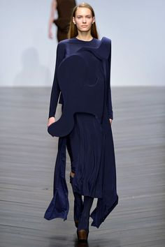 FALL 2013 READY-TO-WEAR Central Saint Martins Toma Stenko