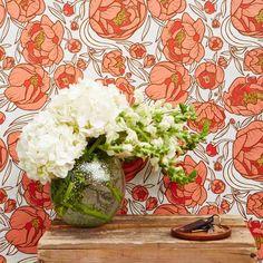 Caitlin Keegan – Chasing Paper self-adhesive removable wallpaper