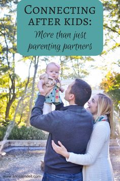 Keeping our marriage strong when we have children is so important--these are great ideas, written by a Christian wife and mom!