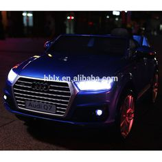 Licensed audi rc car for kids Kids Ride On Toys, Car Quotes, Audi Q7, Childcare, More Fun, Hobbies, App, Check, Apps