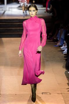 Carolina Herrera Fall 2018