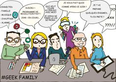 Geek family