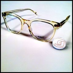 8388107ea9 We re featuring the Salt optics Sid in champagne. Bold enough not to blend  in