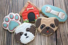 It's puppy love! - Clough'D 9 Cookies & Sweets