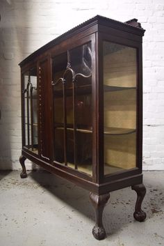Mahogany Bookcase Delivery Available In West End Glasgow Gumtree