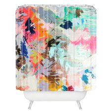 Kent Youngstrom Really Shower Curtain