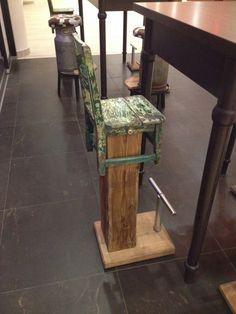 DIY bar stools