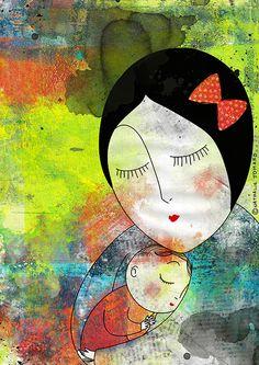 © Nathalie Jomard - http://nathaliejomard-recreations.blogspot.fr/2013/08/love.html