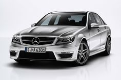 The successful Mercedes-Benz C63 AMG is now more attractive than ever the modified design of the top-of-the-range C-Class model is complemented