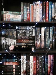 ⇜✧≪∘Pinterest: jshagunv ∙∘≫✧⇝ Ya Books, I Love Books, Books To Read, Book Aesthetic, Beautiful Book Covers, Book Photography, Book Fandoms, Shelfie, Cassandra Clare