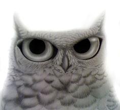 'Owl' by Yvonne Wiltse
