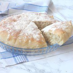 Enkelt brödrecept - Lindas Bakskola & Matskola Crunches, Bread Recipes, Tips, Cheer Abs, Bakery Recipes, Counseling