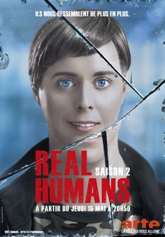 Real Humans saison 2 - Odi