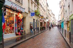 Rue Mouffetard !