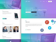 Hi guys.  Design apps and web page  Let me know your feedback & criticize,
